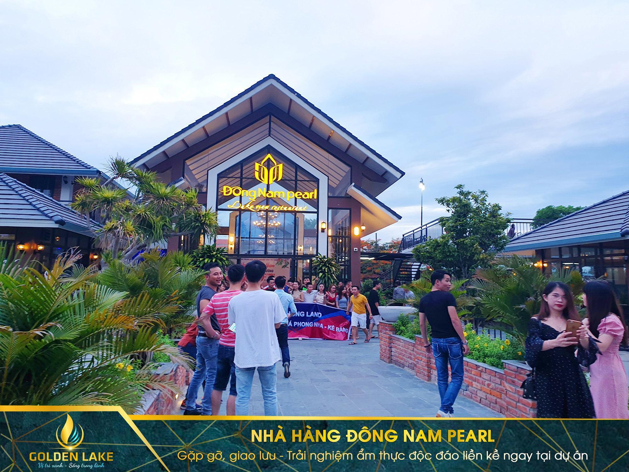Khu Do Thi Golden Lake Quang Binh