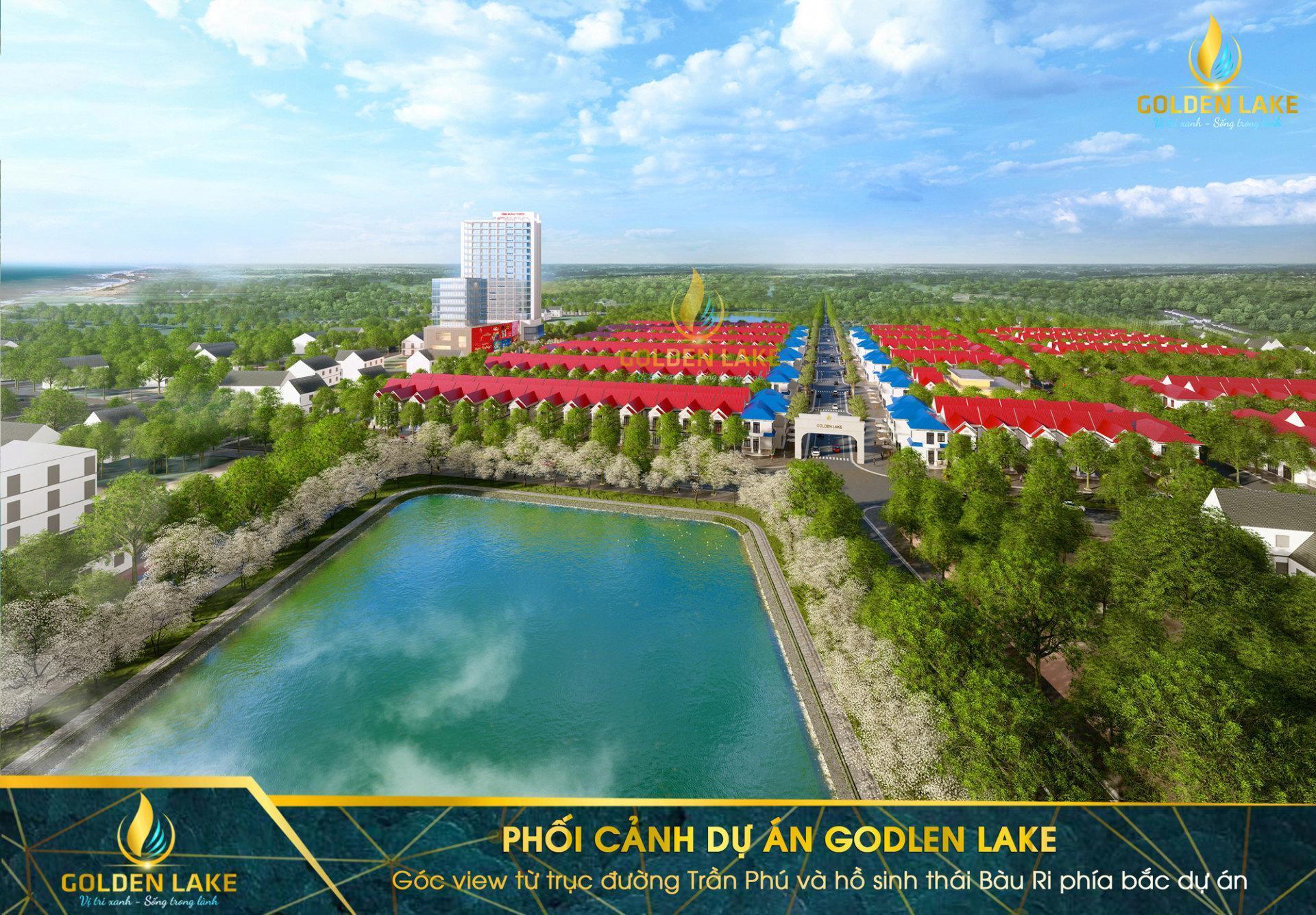 Dự Án Golden Lake Quảng Bình