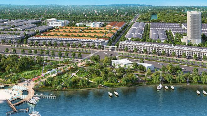 tổng quan dự án Lakeside Palace