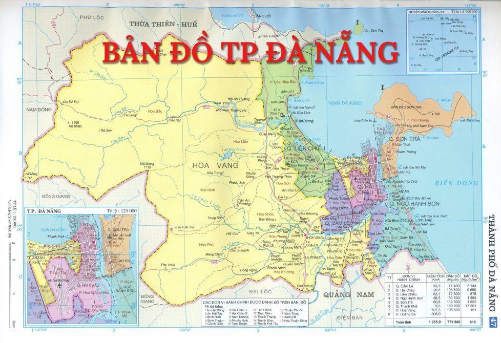 Ban Do Tp Da Nang