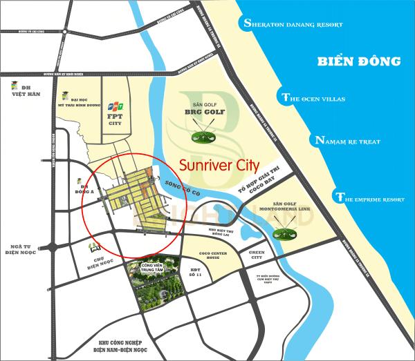 Sunriver City - Bảng Giá Và Tiến Độ 2020