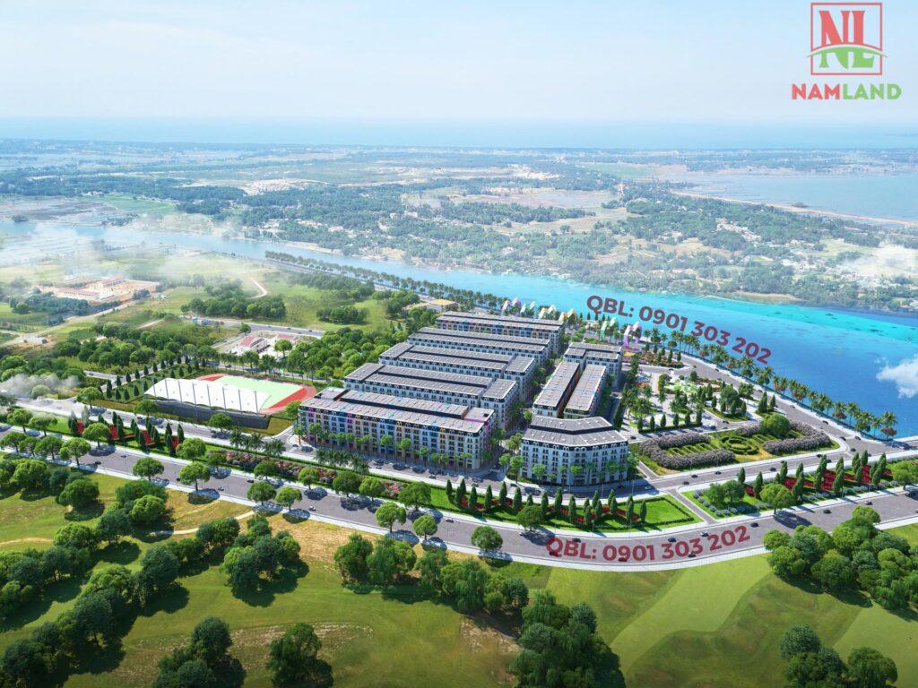 Phoi Canh Chu Lai River Side Nui Thanh