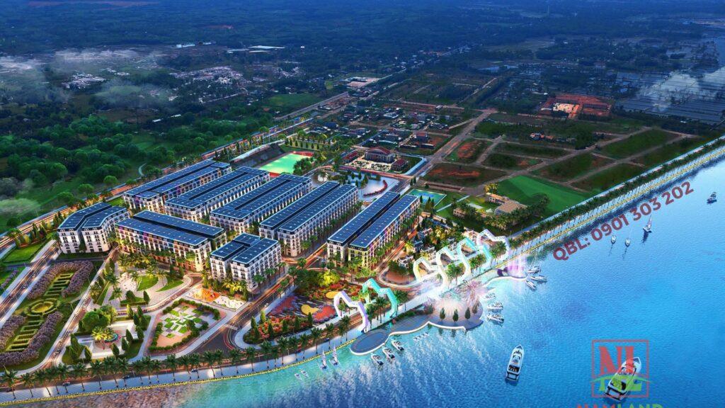 Phoi Canh Dem Chu Lai Riverside